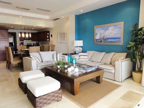 Punta Cana, Capcana Marina Waterfront Condo, A Second Home to Enjoy!
