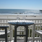 Updated End Unit Oceanfront Condo With Awesome Views - Best View at Ocean Cove!