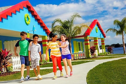 Children's Area, Legoland Beach Retreat