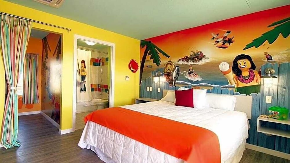 Room, Legoland Beach Retreat