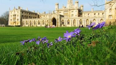 University of Cambridge, St John's College