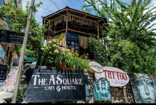 The A Square Cafe Manali