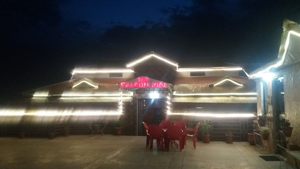 Front of Property - Evening/Night, Hotel Falcon Inn Bhurban  Apartments