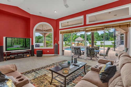 Great Place to stay Mediterranean Luxury Home 5 Bedrooms 4.5 Bathrooms Home near Safety Harbor