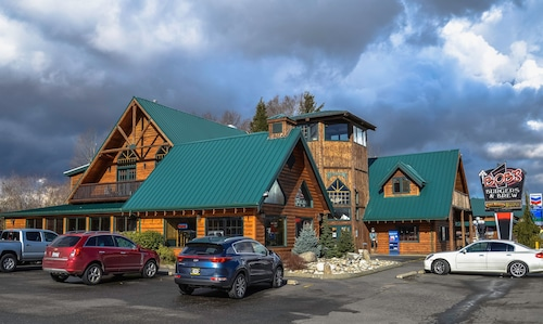 Sumas Mountain Lodge