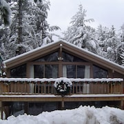 Chalet At Cathedral Ledge.newly Renovated, Clean And Comfortable