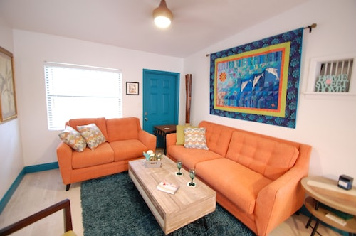 Uptown Cocoa Beach Cottage - Walk to Shops, Dining, and the Beach!