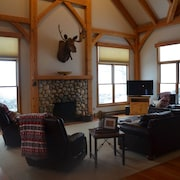 Silver Run Cabin Just 10 min From Red Lodge Mountain Skiing