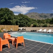 T2 Alivu in a Corsican Villa, Comfortable, Quiet, With Swimming Pool