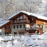 Comfortable Chalet Located in a Genuine Village in the Savoyard Region of the Trois Vallées