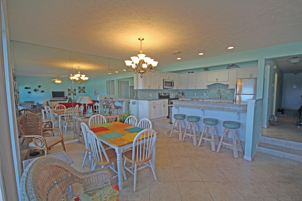 In-Room Dining, Exquisite 1st-floor Beachfront, Low Density Complex, Step From Deck to Sand