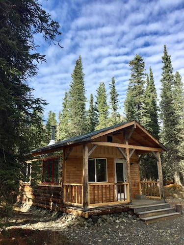 Great Place to stay A Small Rustic Cabin Near Denali National Park near Cantwell