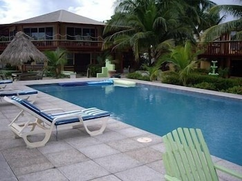 Pool, Executive's House on the Exotic Caribbean Sea, Tons of Extras