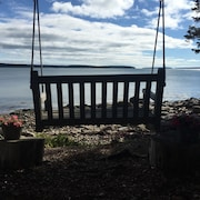 Direct Private Waterfront Retreat, Minutes From Acadia National Park