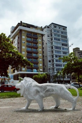 Best Point of the Gonzaga, Building Facing the Sea, Private Garage, 3 Malls ..