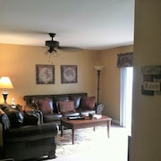 Fully Furnished One Bedroom Apartment in Rutherfordton