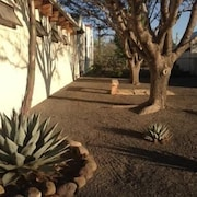 The Dallas House - a Tranquil Retreat in the Heart of Marfa