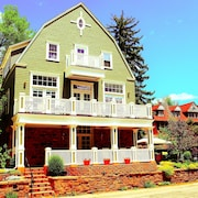 The Heart of Manitou Springs. Award-winning. Luxurious. Romantic. 2nd Floor East
