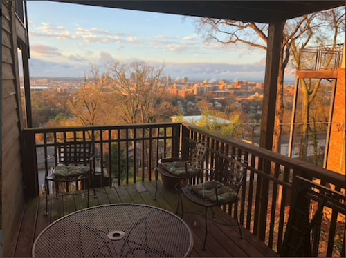 View, View, View, Best View in Town 2b/1b Sleeps 6 Full Kitchen