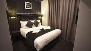 14 Schlafzimmer, Bettwäsche aus ägyptischer Baumwolle