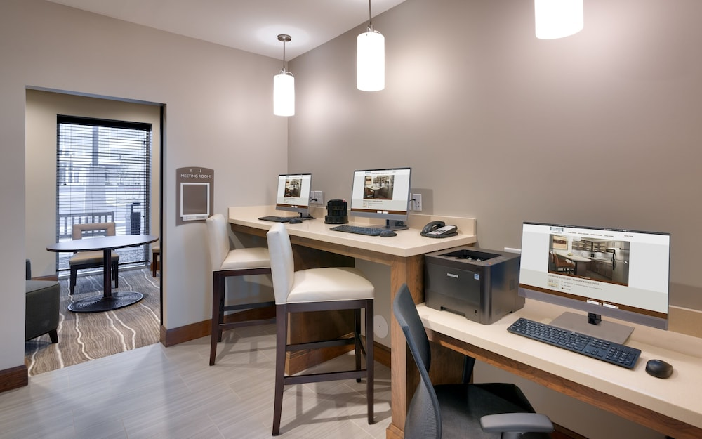 Business Center, Staybridge Suites Lehi - Traverse Ridge Center