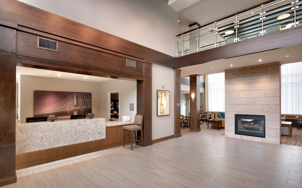 Lobby, Staybridge Suites Lehi - Traverse Ridge Center