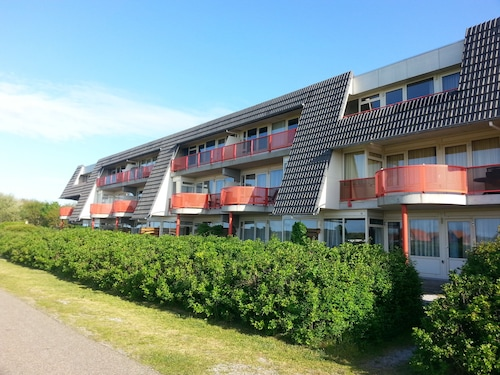 Ameland - Apartment With South-facing Balcony With Views of Meadows and the Village Buren