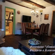 Farmhouse for Holidaymakers in Vogtsburg / Kaiserstuhl With Courtyard / Garden