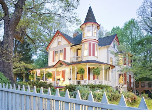 Great Place to stay Beautiful Queen Anne Victorian Home near Saluda