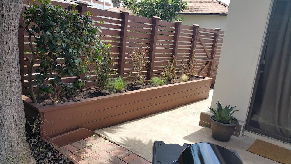 Balcony, Newly Remodeled Pacific Beach Cottage 2 Blocks From Beaches and La Jolla