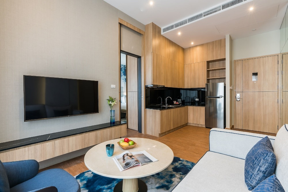 Living Area, The Key Premier Sukhumvit by Compass Hospitality