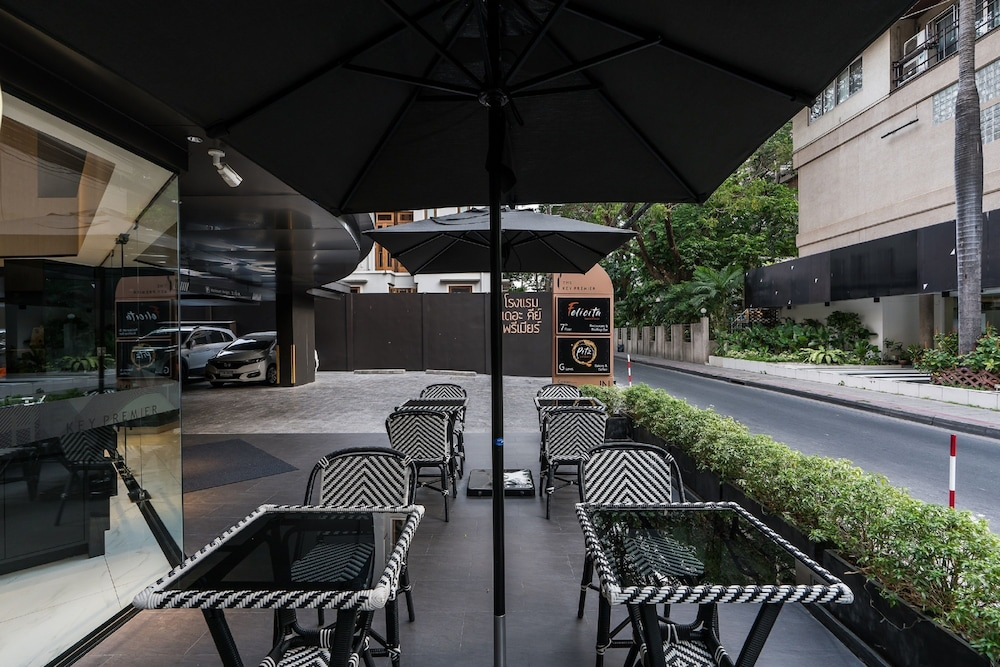 Terrace/Patio, The Key Premier Sukhumvit by Compass Hospitality