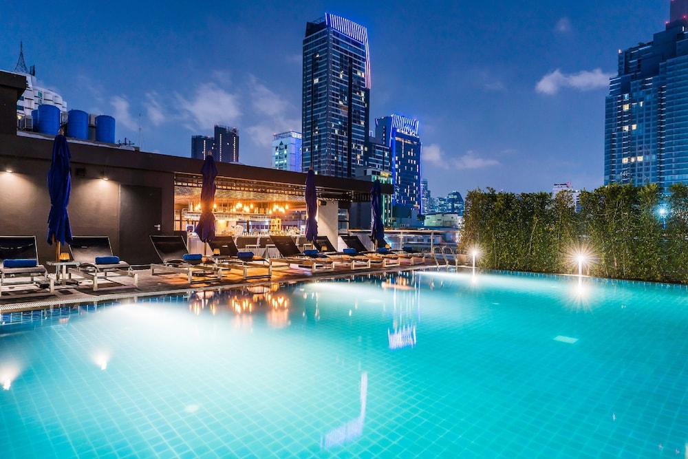 Pool, The Key Premier Sukhumvit by Compass Hospitality