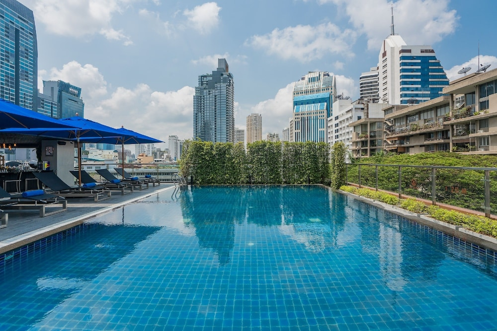 Indoor Pool, The Key Premier Sukhumvit by Compass Hospitality