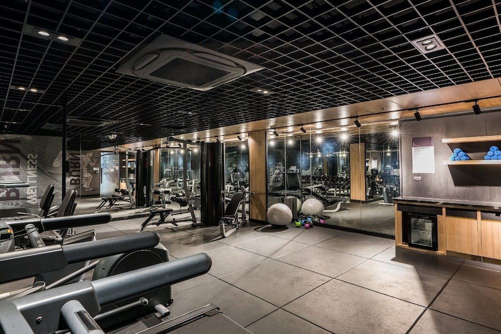 Gym, The Key Premier Sukhumvit by Compass Hospitality