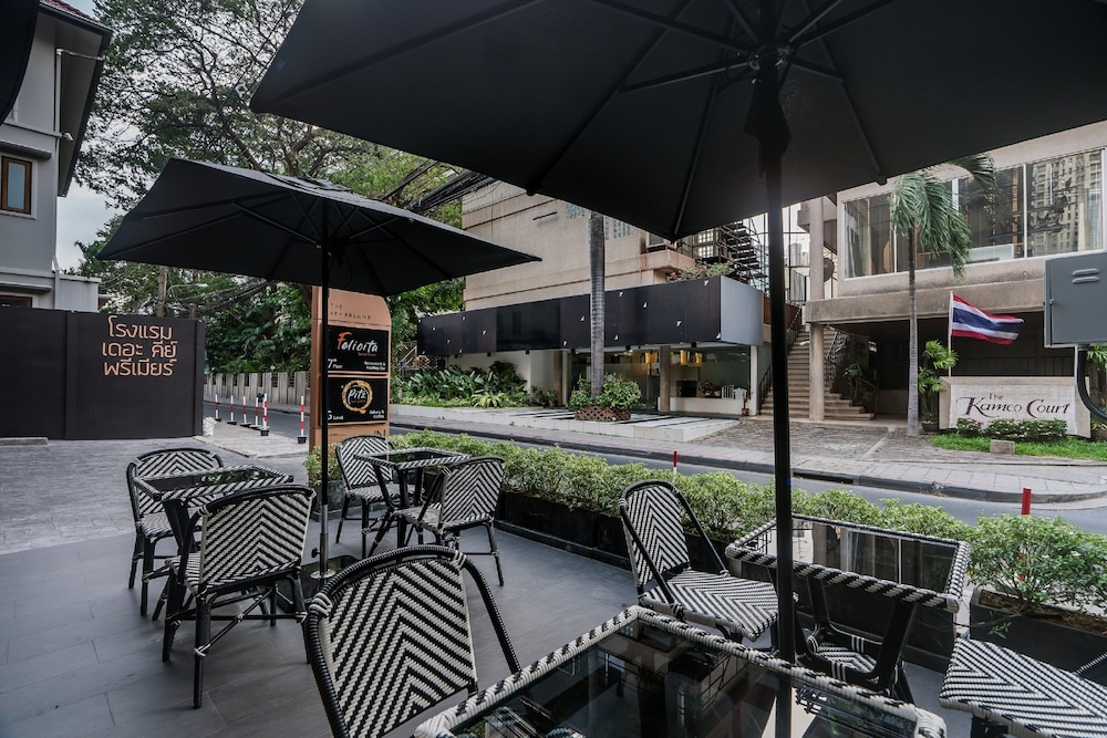 Exterior, The Key Premier Sukhumvit by Compass Hospitality