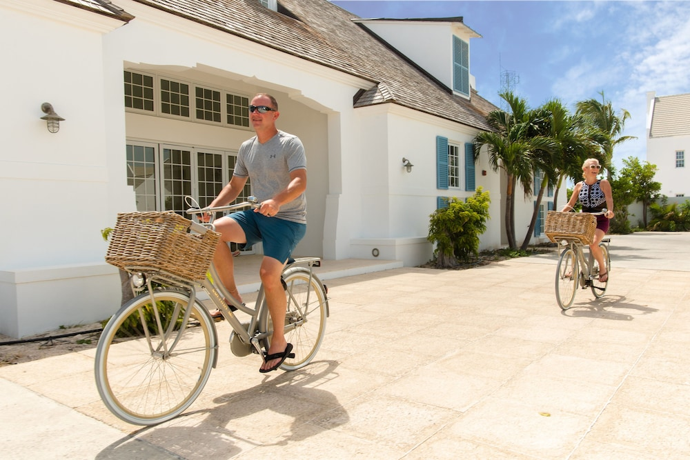 Bicycling, Ambergris Cay – ALL-INCLUSIVE, Private Island, Air Transfers Included