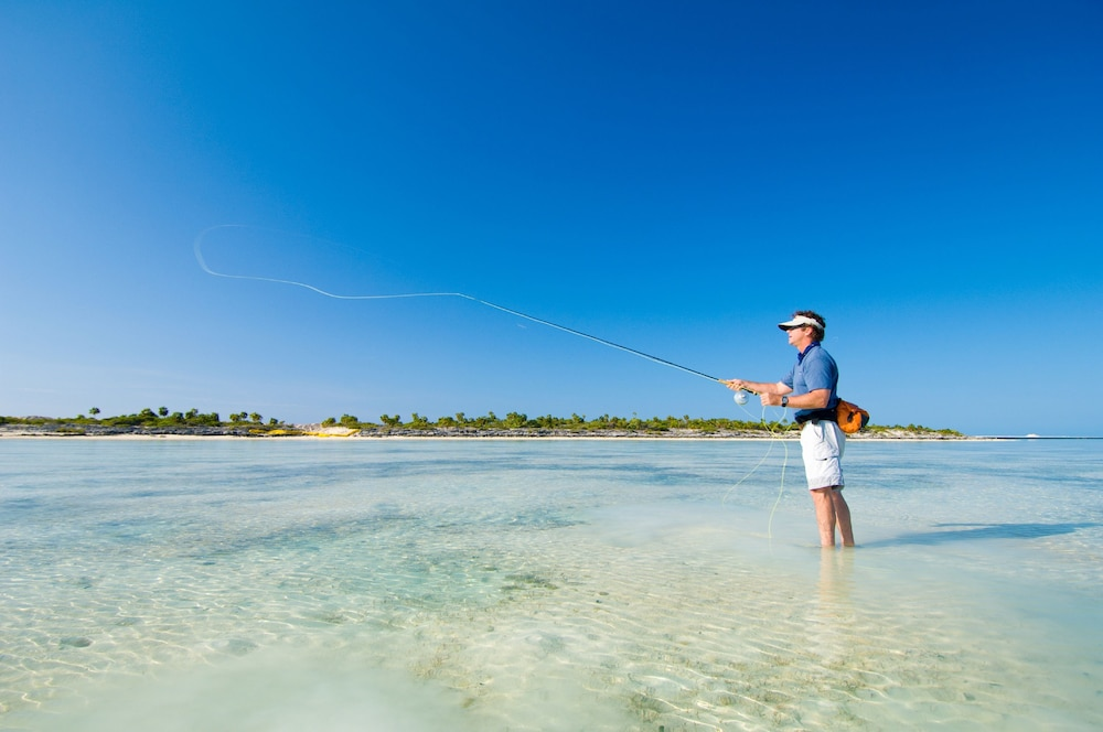 Fishing, Ambergris Cay – ALL-INCLUSIVE, Private Island, Air Transfers Included