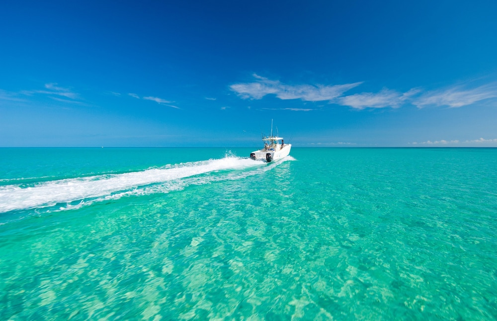 Boating, Ambergris Cay – ALL-INCLUSIVE, Private Island, Air Transfers Included