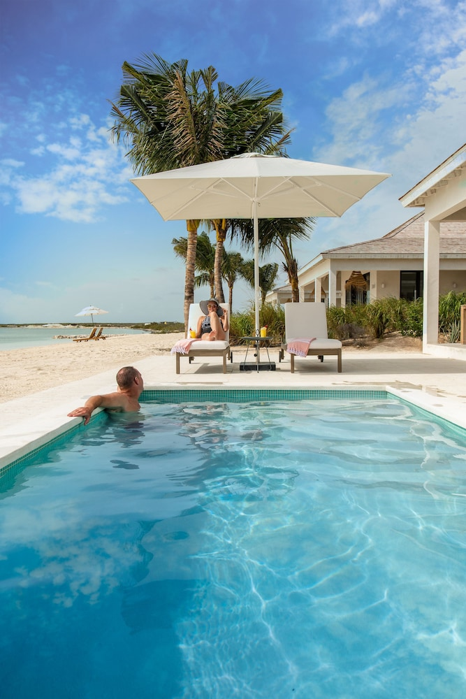 Outdoor Pool, Ambergris Cay – ALL-INCLUSIVE, Private Island, Air Transfers Included