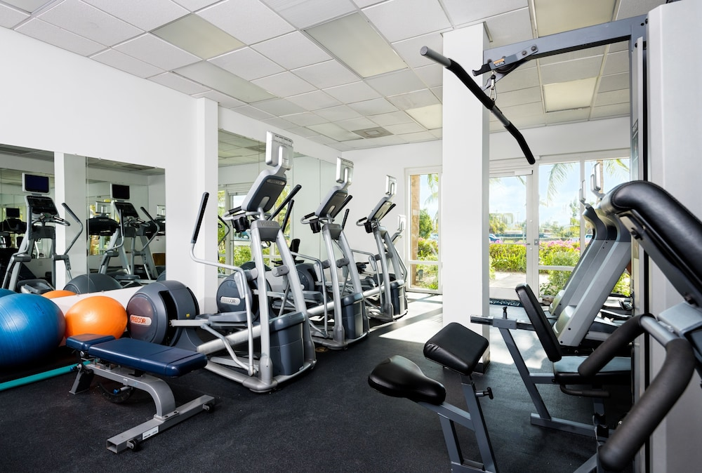 Fitness Facility, Ambergris Cay – ALL-INCLUSIVE, Private Island, Air Transfers Included