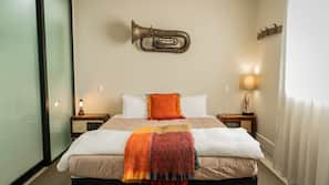 In-room safe, individually decorated, blackout curtains, soundproofing
