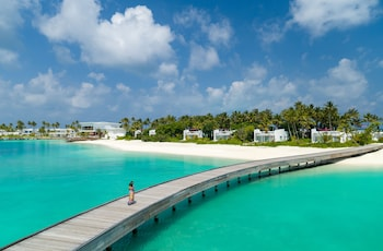 Olhuhali, North Male Atoll, Maldives.
