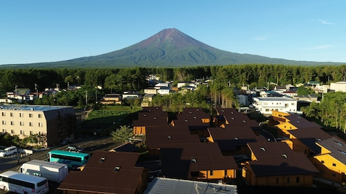 Fujisan Resort Loghouse Fuyo no Yado