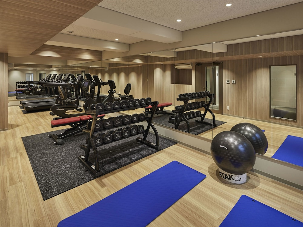 Gym, Hotel Vischio Kyoto by GRANVIA