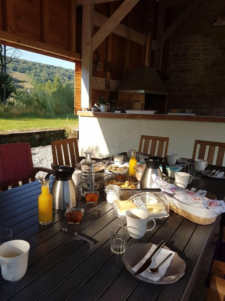 Breakfast Area, Domaine Le Puits du Moulin