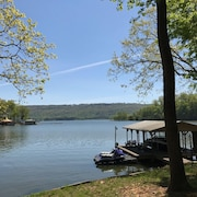Peaceful Lake House on Lake Guntersville