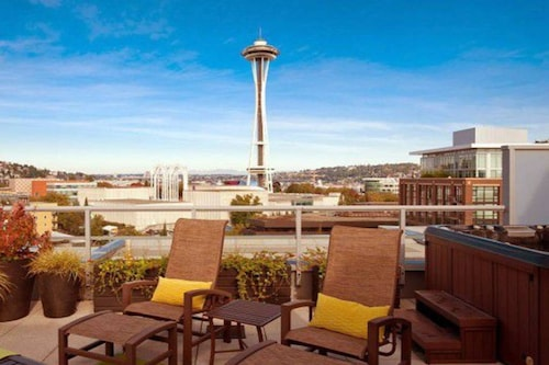 Great Place to stay Space Needle Studio Major Attractions near Seattle