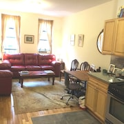 Sunny 1BR on Columbus Ave., 1 Block From Park by Lincoln Center!