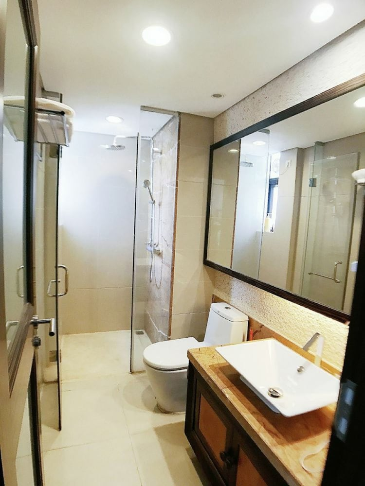 Bathroom, Vatican's Home Huizhou